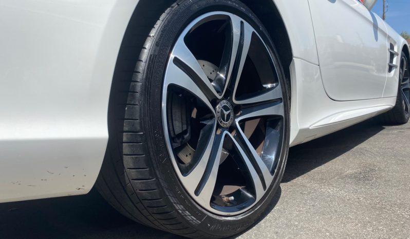 2018 Mercedes Benz SL450 Roadster full