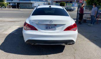 2018 Mercedes Benz CLA 250 4D Sedan full