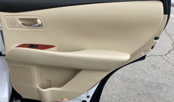 2010 Lexus RX350 full