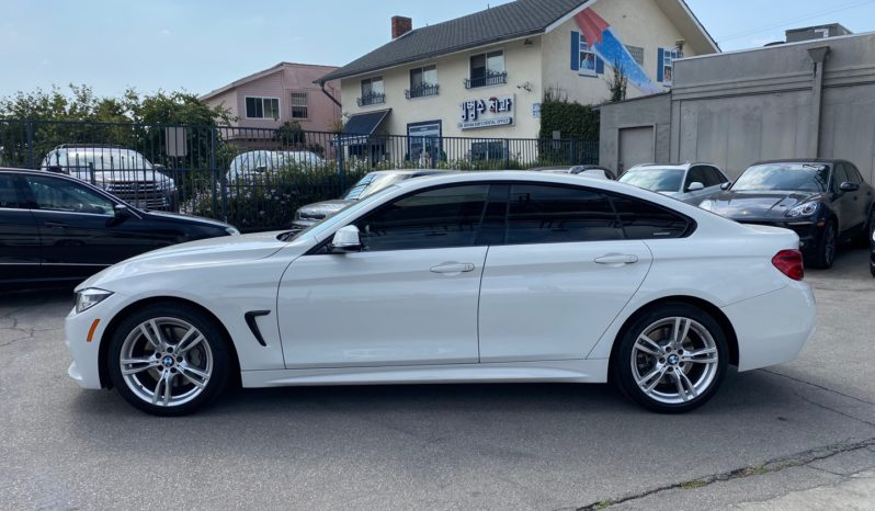 2018 BMW 440i Gran Coupe full