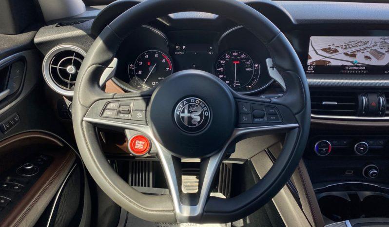 2018 Alfa Romeo Stelvio Sport full