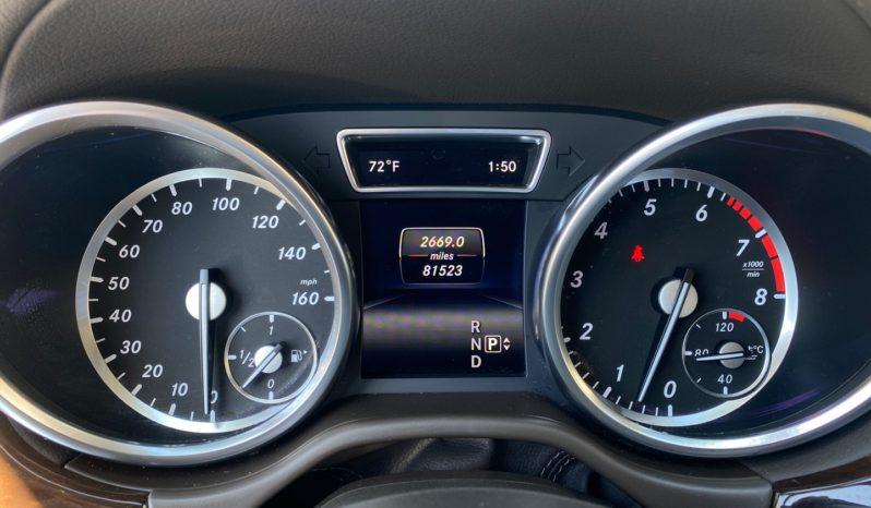 2015 Mercedes Benz GL 450 4Matic full